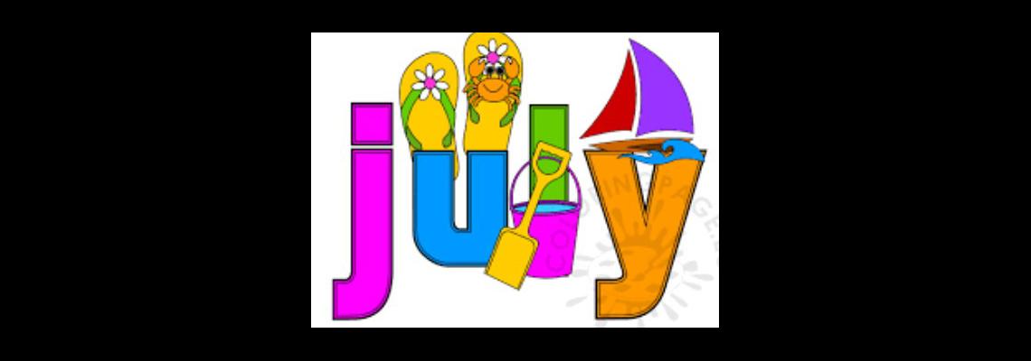 Somerforde Newsletter - July