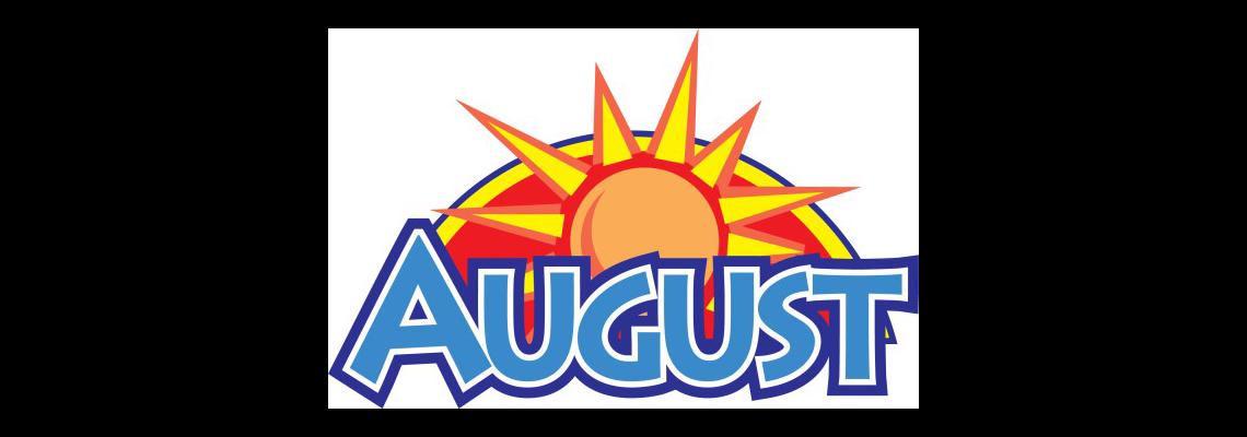 Somerforde Newsletter - August